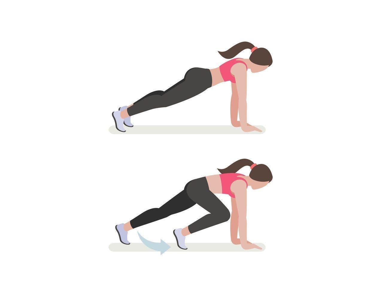 exercices pour réduire la taille de votre ventre