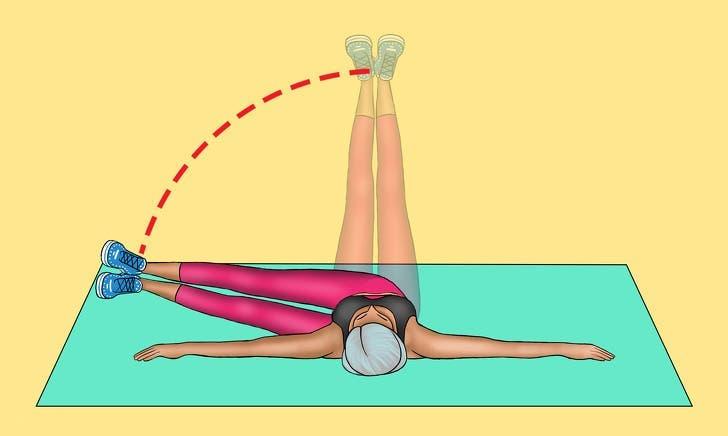 exercices efficaces qui vous donnent un ventre plat en 30 jours