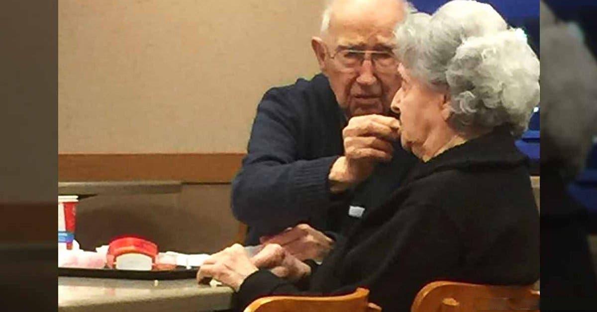 6 choses que cet homme de 96 ans nous enseigne sur l'amour