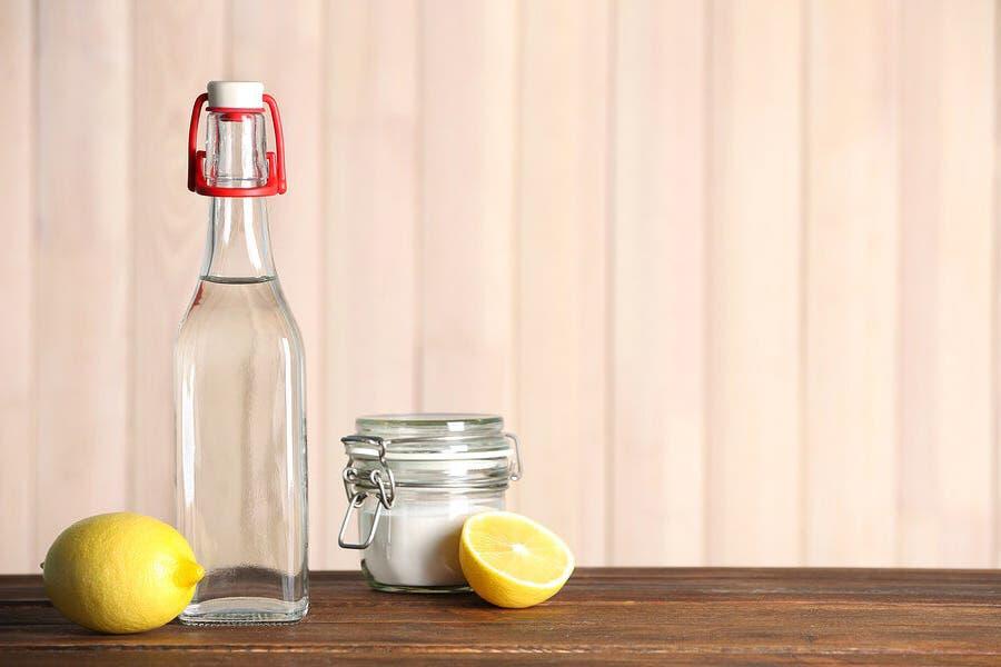vinaigre blanc citron