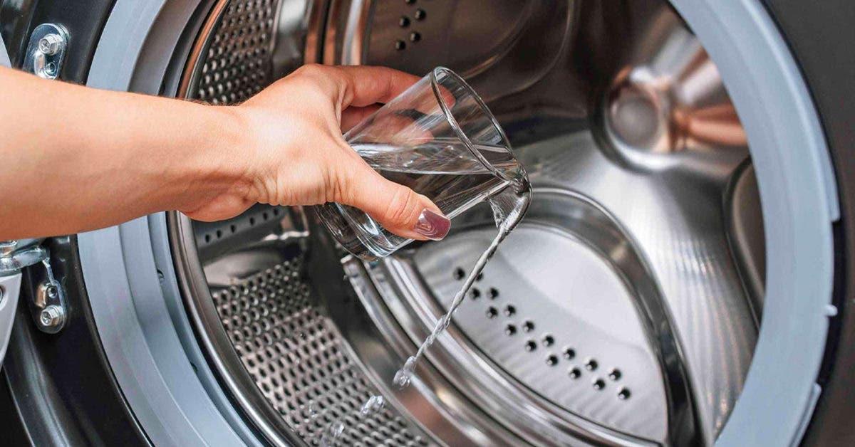 Comment nettoyer une machine à laver avec du vinaigre : 3 conseils simples