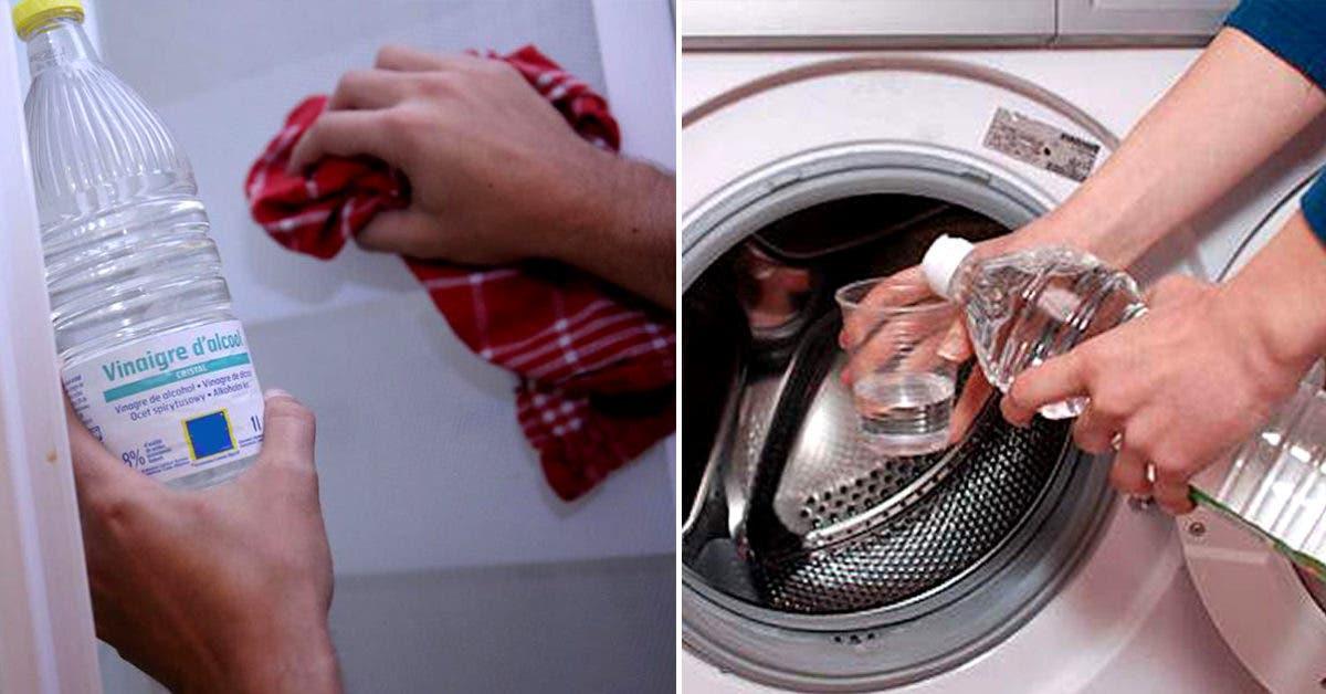 Les utilisations du vinaigre pour faire le ménage : dans quelle situation il est utile et dans lesquelles il est à éviter ?