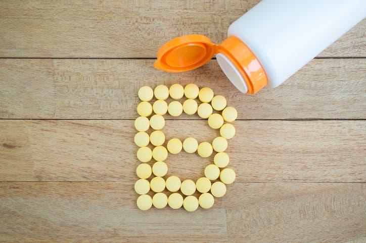 vitamines comprimés