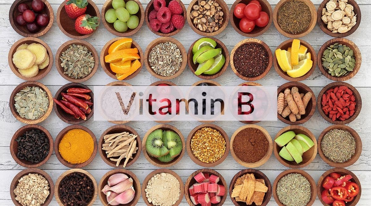 La vitamine B aide à perdre du poids