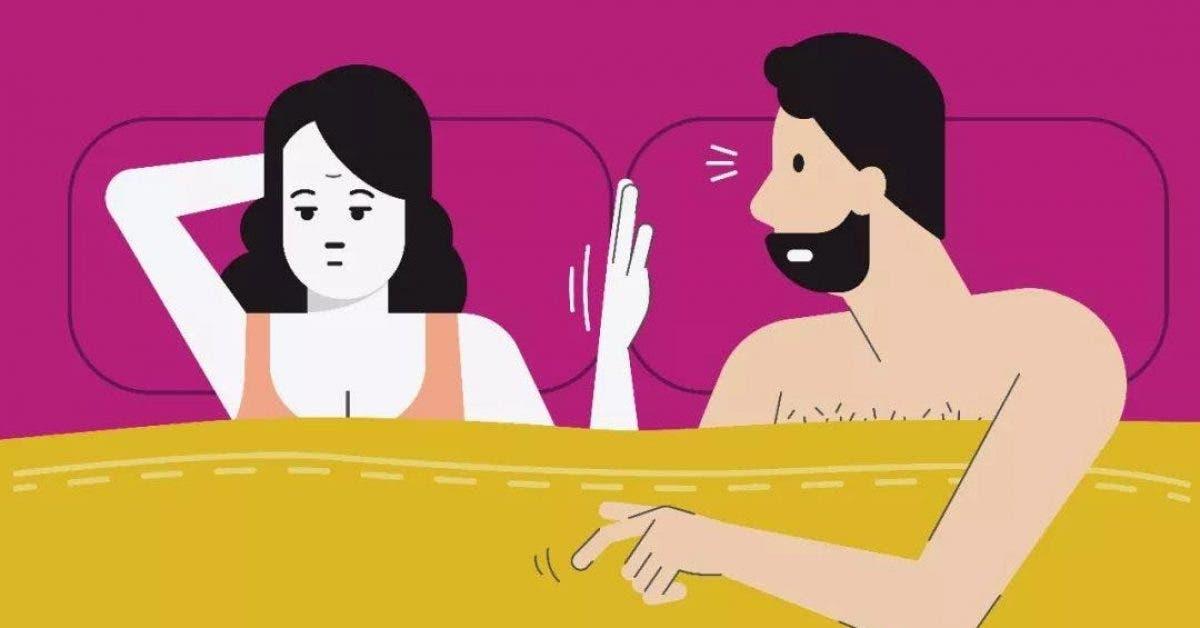 voici 5 raisons pour lesquelles les femmes ne veulent plus avoir de relations sexuelles