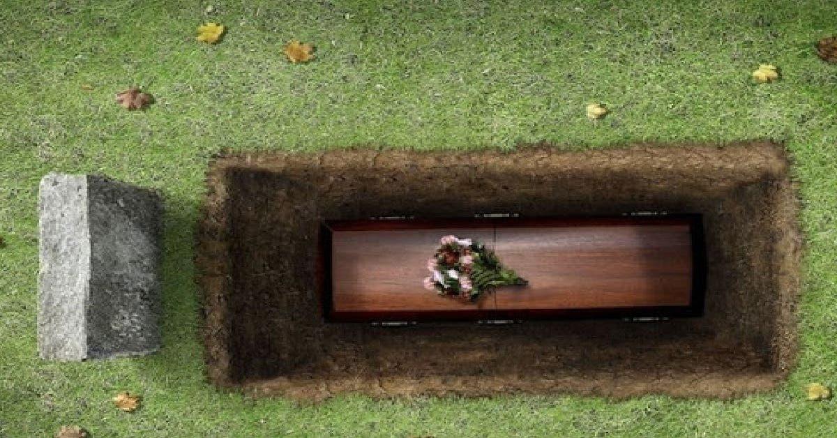 voici ce qui arrive a votre corps lorsque vous etes enterre 1 1