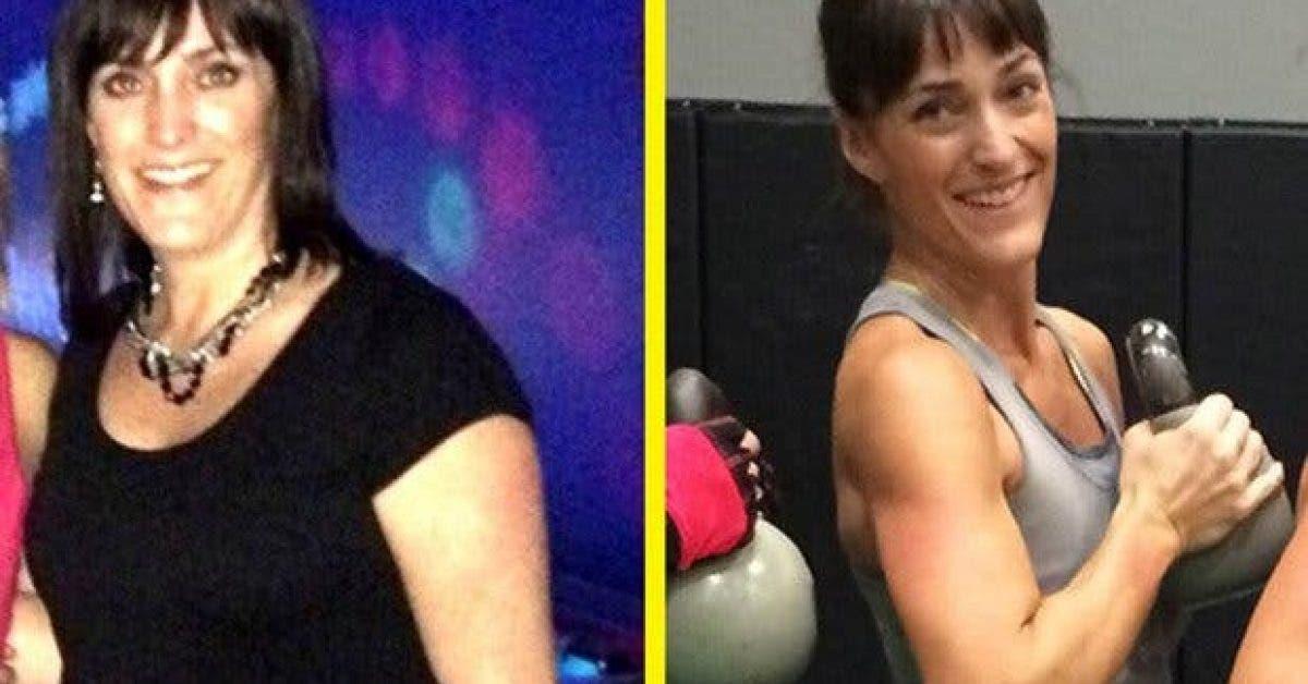 voici comment cette femme a perdu 16 kilos tout en gagnant de largent 1