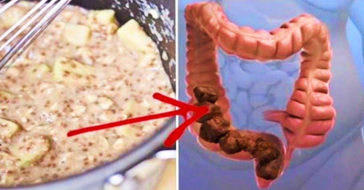 consommez cette recette le matin pour supprimer 6 kilos d'impuretés du colon en une semaine