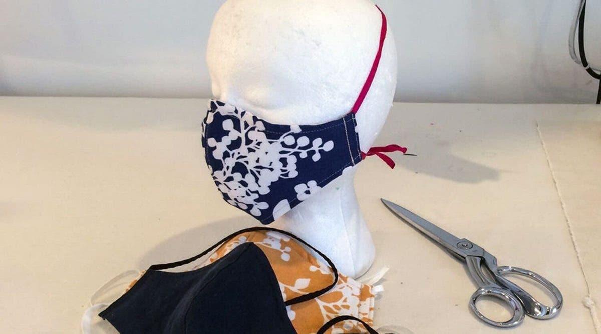 Voici comment fabriquer des masques protecteurs à la maison