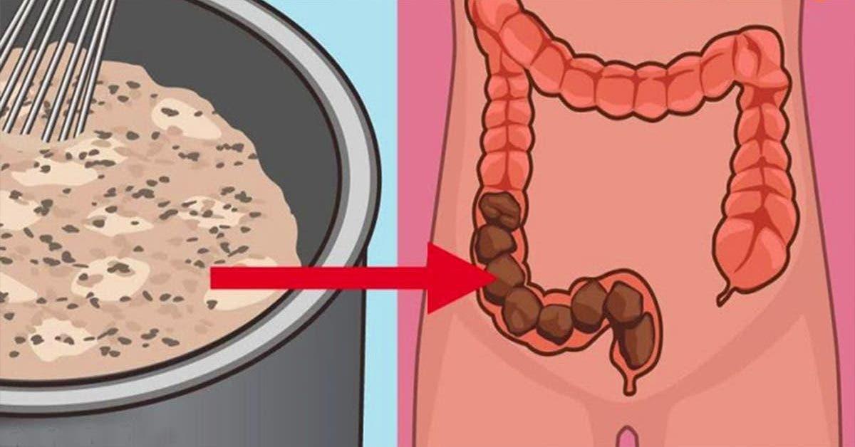 voici comment nettoyer 5 kilos de detritus du colon 1