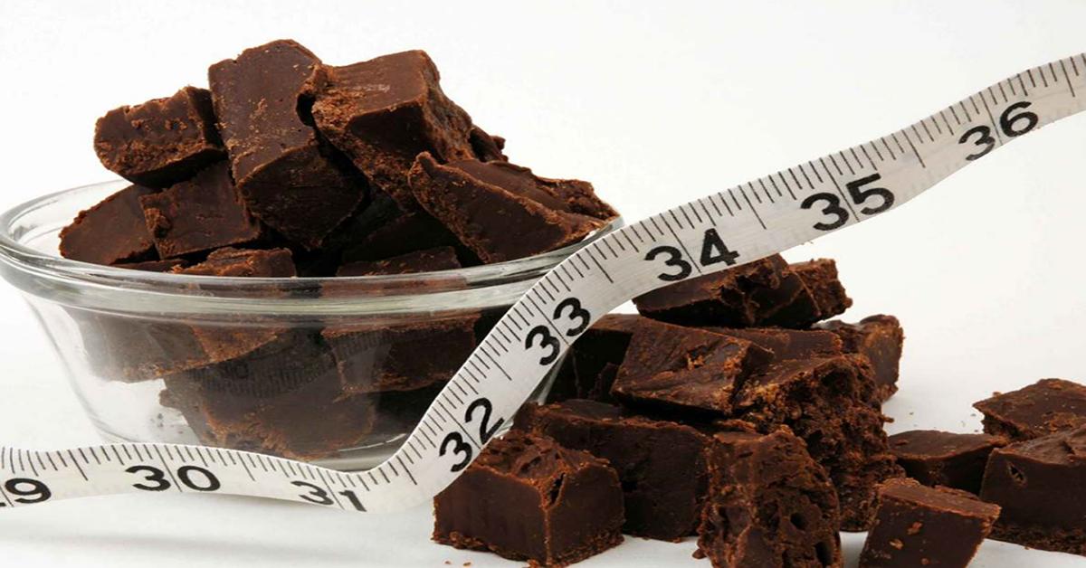 comment maigrir en mangeant du chocolat