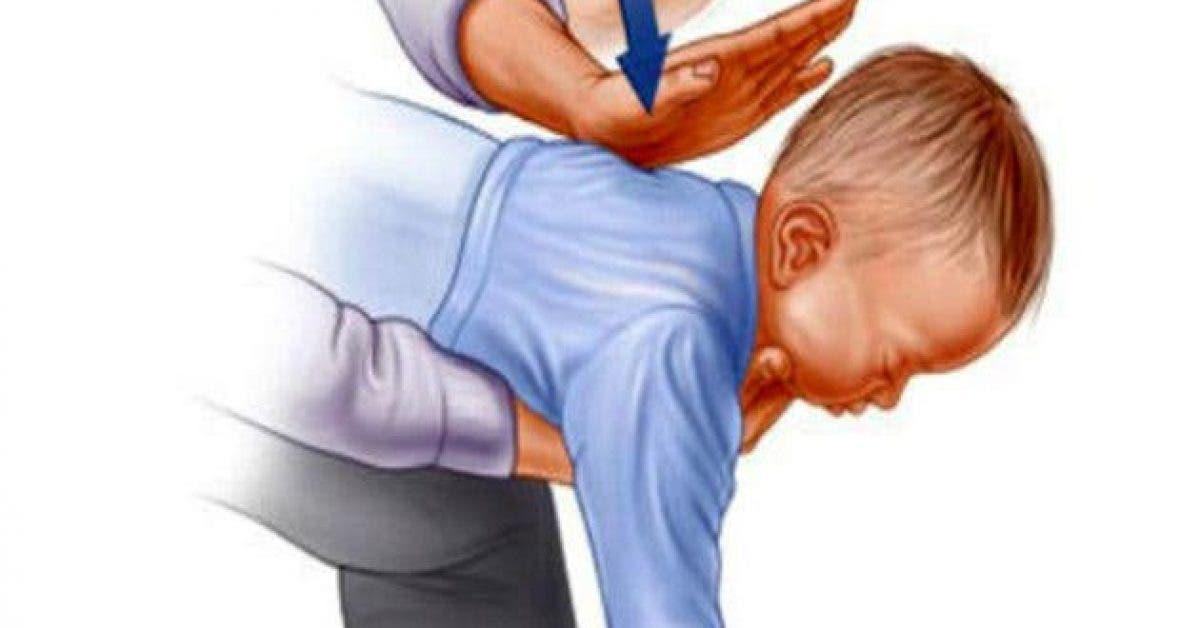 voici comment sauver un enfant de letouffement 1
