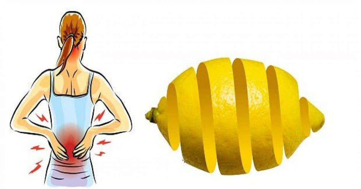 voici comment utiliser le zeste de citron contre la douleur 1