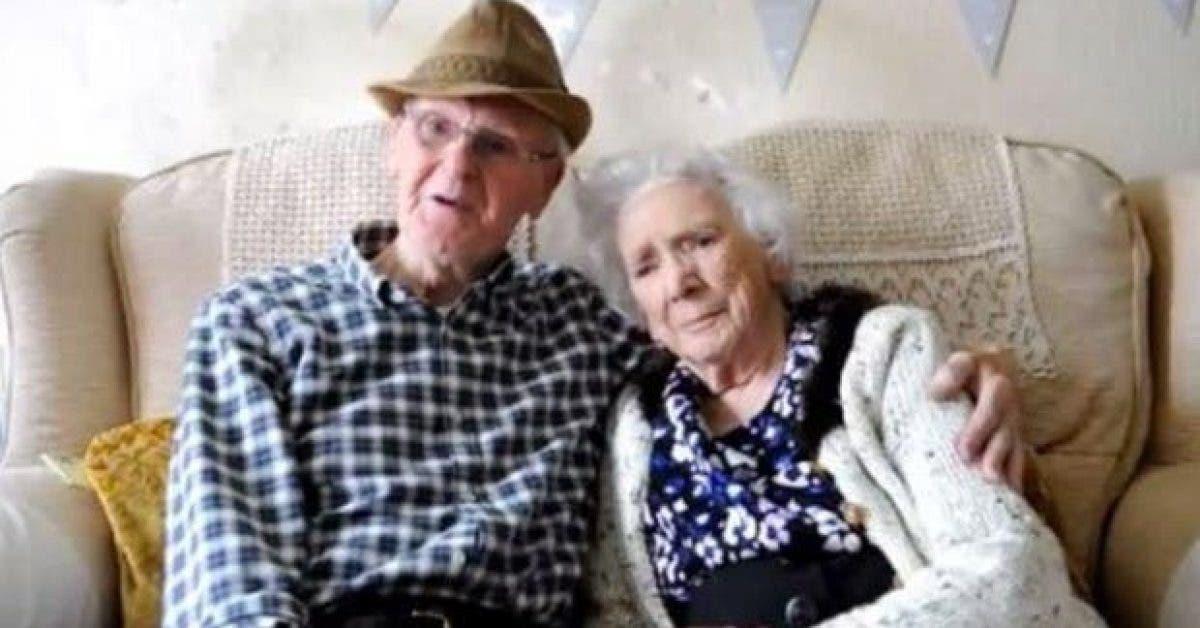 voici le secret du bonheur de ce couple amoureux depuis 84 ans 1