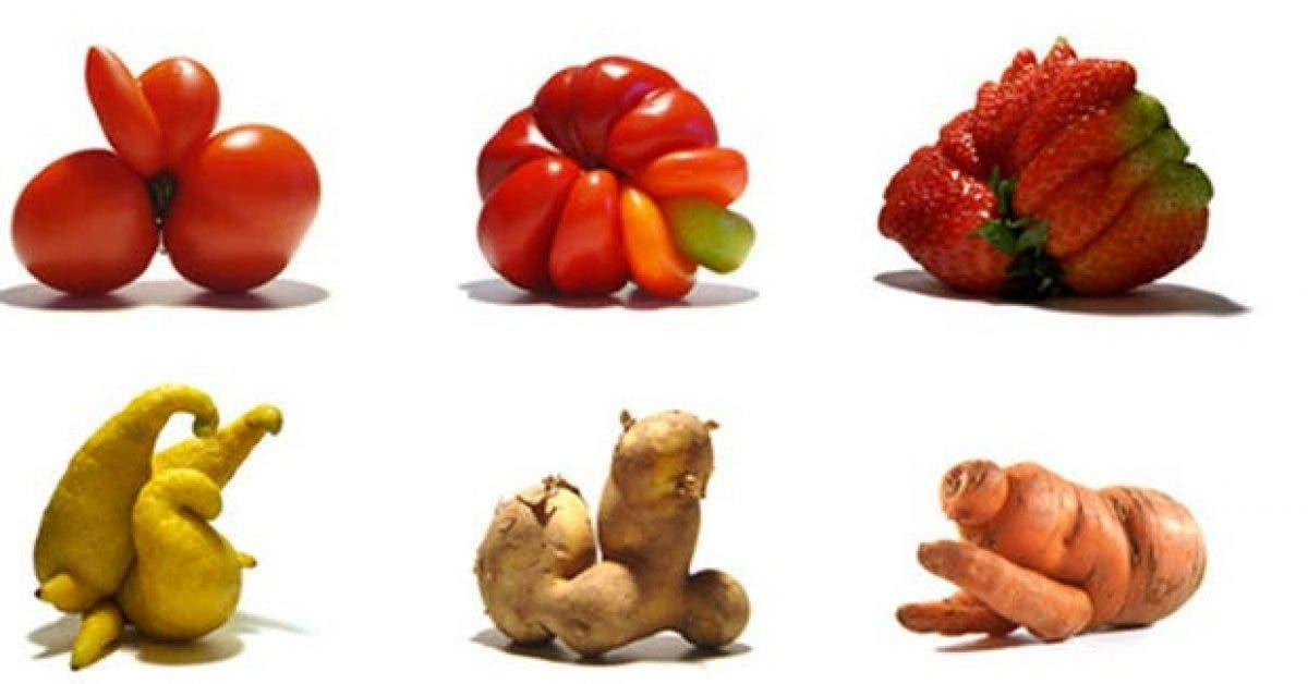 voici pourquoi il faut manger des fruits et legumes moches 1