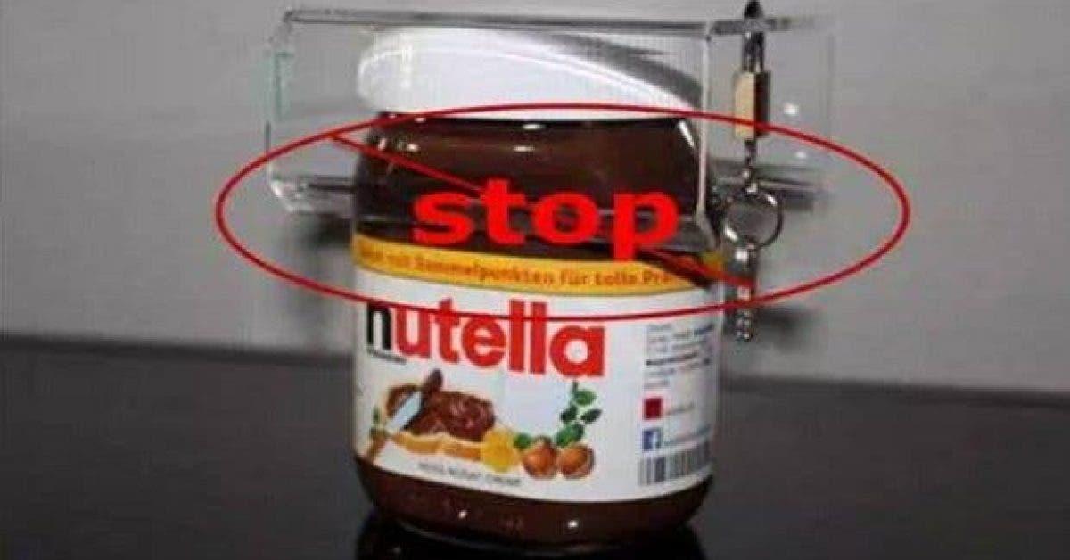 voici pourquoi vous ne devez plus manger de nutella 1