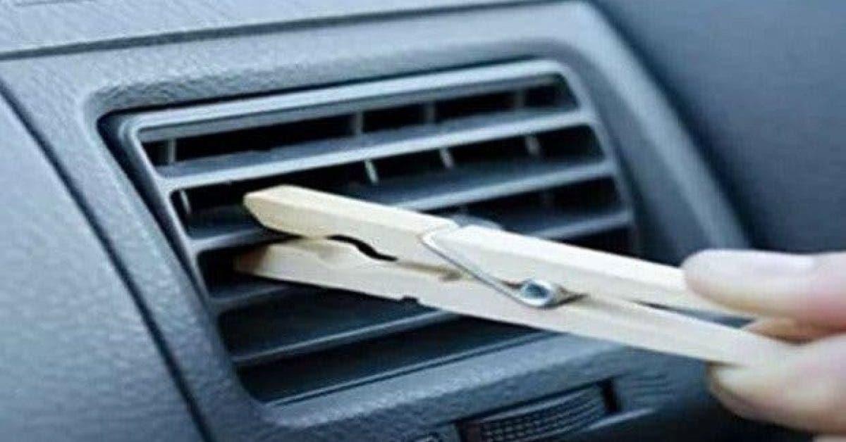 voici une astuce de genie pour vous debarrasser des mauvaises odeurs de votre voiture 1