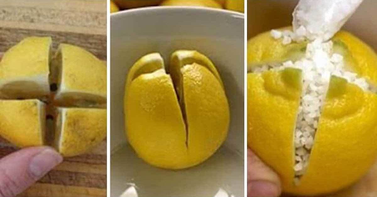voila pourquoi vous devriez couper des citrons et les garder dans votre chambre a coucher 1 1